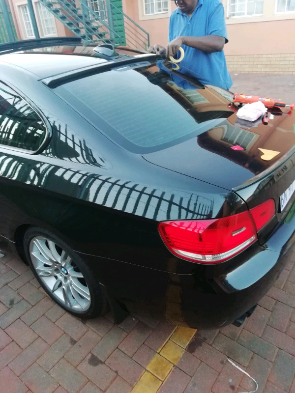 Carbon Finish Roof Spoilers All Cars Cape Town Higgovale Gumtree Classifieds South Africa 371091373