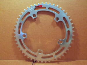 NOS SHIMANO 105 50t FC-5500 CHAINRING BCD 130 VINTAGE ROAD 9 SP TEETH SG NEW