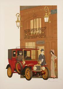 Original-Vintage-Poster-Noyer-Denis-Paul-La-Perouse-Paris-1979