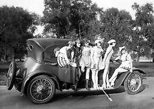 1919 Photo Mack Sennett Girls-Bathing Beauties