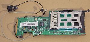 HP Compaq 6510b Suono Audio Scheda Pcmcia Modem Microfono Firewire Scheda