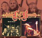 Rock Lions & Hard Breath [Digipak] by Faithful Breath (CD, May-2012, Sireena)
