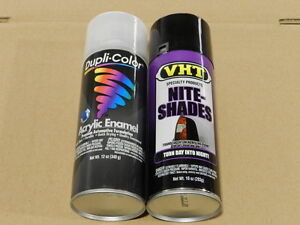 Vht Niteshades Clear Nite Shades Tint Blackout Kit Sp999