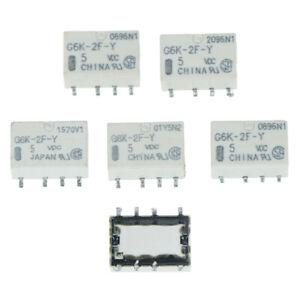 5pcs-dc-5v-smd-g6k-2f-y-senal-de-rele-8pin-para-omron-relay