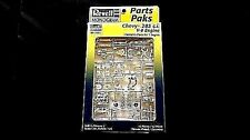 Model Kits Chrome Chevrolet Small Block V-8 Engine Revell 1:24-1:25