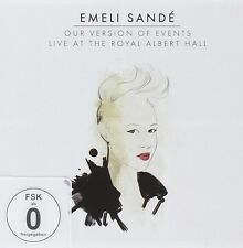 EMELI SANDE - OUR VERSION OF EVENTS: LIVE AT (NACHFOLGEVERSION)  CD + DVD NEU