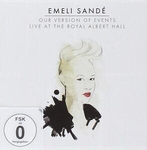 Emeli-Sande-our-version-of-events-Live-at-successione-versione-CD-DVD-NUOVO