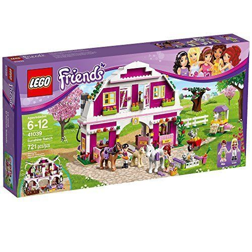 Lego friends ranch du soleil 41039 Sunshine ranch Neuf scellé