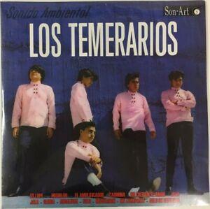 LOS-TEMERARIOS-1965-A-GO-GO-2010-MEXICAN-LP-REISSUE-STILL-SEALED