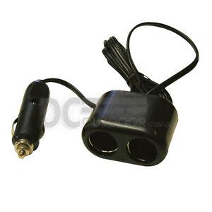 12V-Extension-Car-Cigarette-Lighter-Adapter-Charger-Double-Socket-Splitter