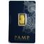5-Gram-Pamp-Suisse-9999-Fine-Gold-Bar-Fortuna-Veriscan miniatuur 1