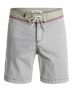 NEW-QUIKSILVER-Mens-Street-Trunk-Yoke-Walk-Short-Shorts