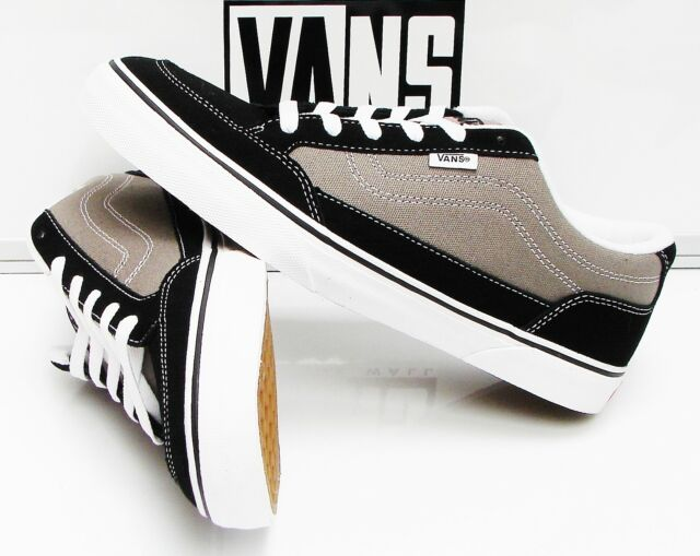 b02f9b0c812 VANS Bearcat Black Charcoal Vn000dt2ba5 Men s Size 9 for sale online ...