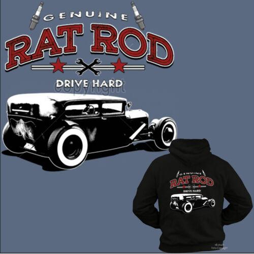 1049 Rockabilly Hot Shop Rod Rat Speed Sudadera Automotive con capucha capucha con Sudadera 6wnq7BaUB