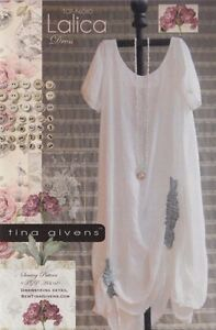 PATTERN-Lalica-Dress-women-039-s-sewing-PATTERN-from-Tina-Givens
