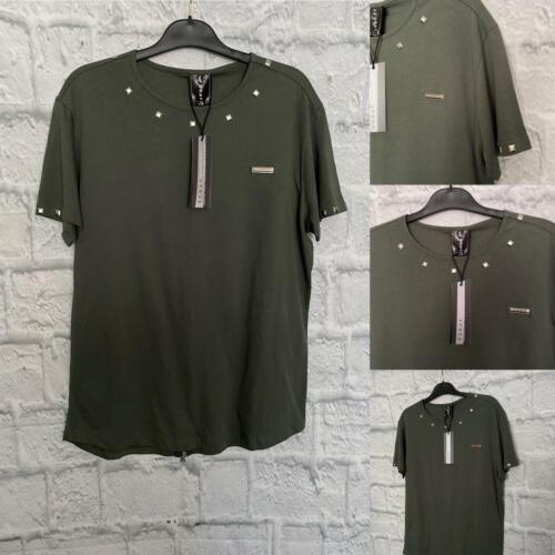 Cotton Foray T-Shirt BNWT Size Medium RRP £35 Green