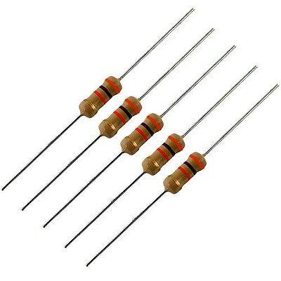 56K Ohm 1//2 Watt   5/% Carbon Film Resistors 35pcs New Stock  USA Seller