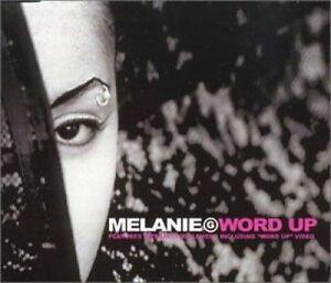 Melanie-G-Word-up-1999-Maxi-CD