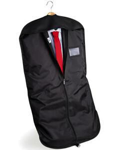 Quadra-Deluxe-Kleidersack-Anzugtasche-Anzugsack-Uberzug-Kleiderschutzhuelle-QD31