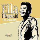 The Legendary, Vol. 4 by Ella Fitzgerald (CD, Jun-2002, Acrobat (USA))