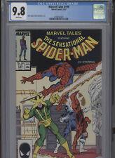 Marvel Tales #199 VF 1987 Stock Image