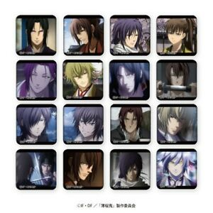 Hakuouki-Lottery-Can-Badge-Collection-30Pack-1Box-Limited-Japan-Anime-from-Japan