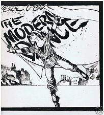 LP PERE UBU THE MODERN DANCE (1981)