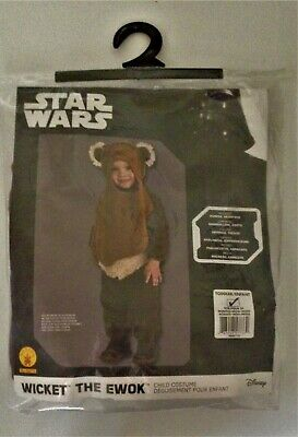 Star Wars Romper And Headpiece Ewok