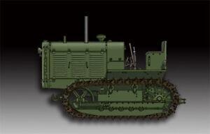 1-72-Echelle-Kit-Modelisme-Trumpeter-07112-Russe-Chtz-S-65-Tracteur