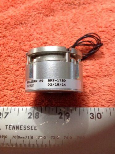 Deltran Electromagnectic Brake PT BRP-17BD 24 VDC