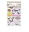 NATURE-039-S-GRACE-Puffy-Stickers-Dovecraft-22-Pcs thumbnail 1