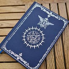 Black butler Kuroshitsuji Sebastian Ciel Cosplay Contract Notebook
