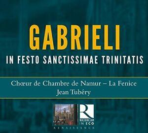 Choeur-de-Chambre-De-Namur-Gabrieli-In-Festo-Sanctissimae-Trinitatis-CD