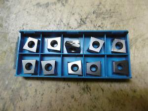 10x INGERSOLL   Wendeplatten    AOCT 060204FR-P S    IN05S   NEU mit Rechnung!!!