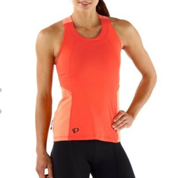 PEARL IZUMI JOURNEY TANK TOP SLEEVELESS CYCLING MTB  FITNESS SHIRT RUNNING SM NEW  save up to 50%