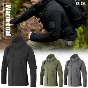 New-TAD-Hunting-Outdoor-Softshell-Military-Tactical-Jacket-Men-Waterproof-Army