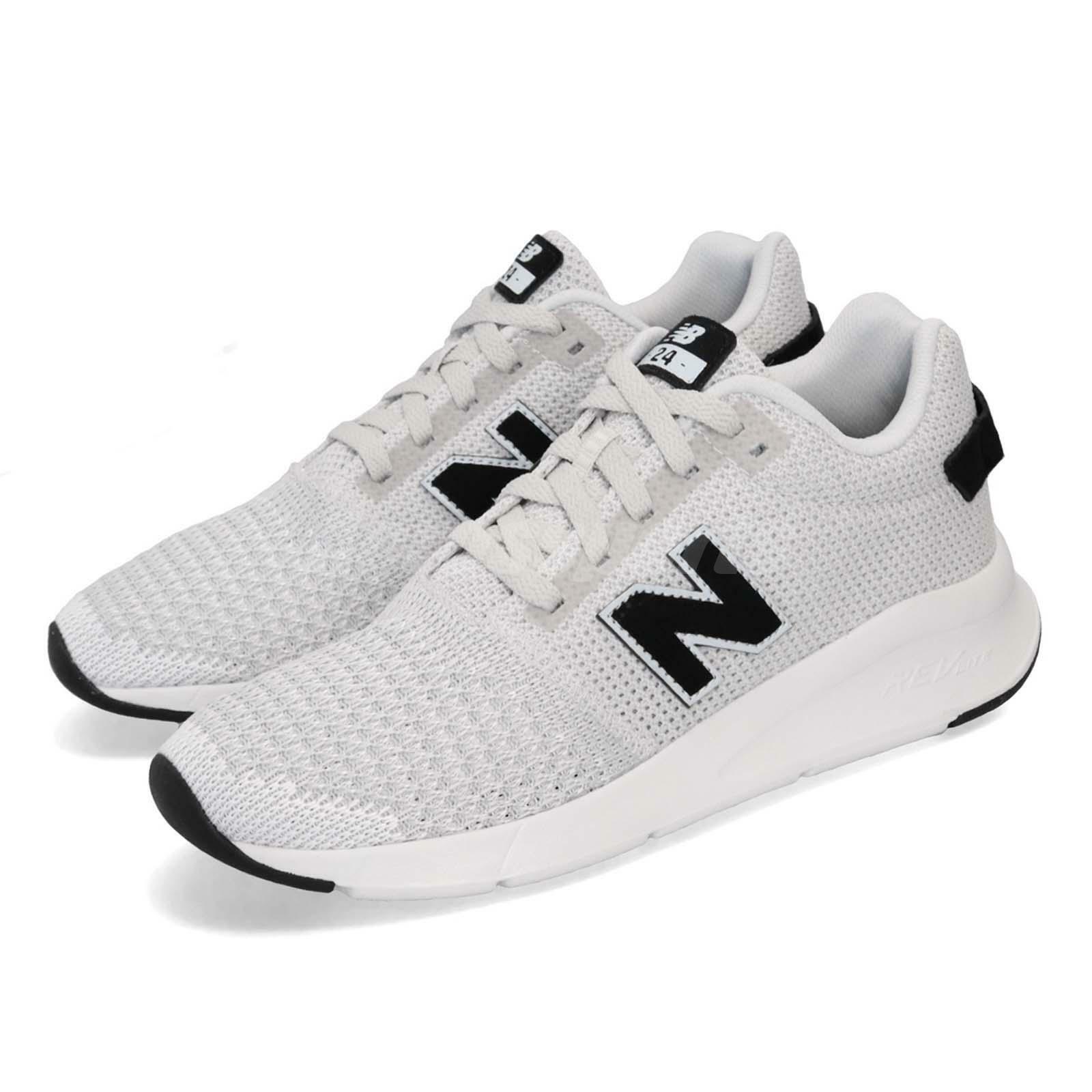 New Balance MS24DWG2 D gris negro blanco Men Running Casual zapatos MS24DWG2D
