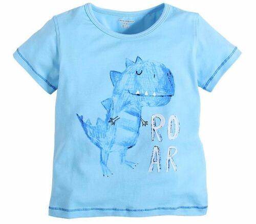 New Gorgeous Boys Dinosaur T-Shirt//Tee Size 6 18M