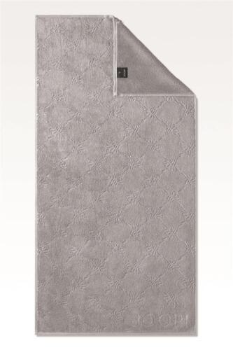 ¡Joop Aciano de 50 x 100 cm toalla clásica toallas uni platino 1670-705
