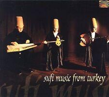 Sufi Music from Turkey, New Music