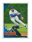 2010 Topps Starlin Castro #US85 Baseball Card