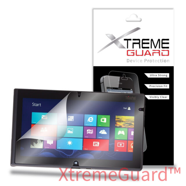 XtremeGuard Clear Screen Protector Shield Skin For Lenovo ThinkPad Tablet 2