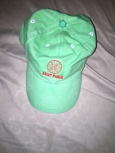 48818f2240a SAINT PABLO TOUR MERCH - TEAL GREEN HAT - TLOP NYC KANYE WEST YEEZY ...