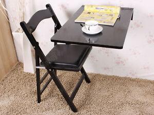 SoBuy-Wandklapptisch-Kuechentisch-Esstisch-Wandtisch-ohne-Stuhl-FWT04-SCH