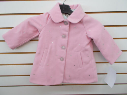 Infant /& Toddler Girls London Fog Assorted Pea Coats Size 18 Months 3T