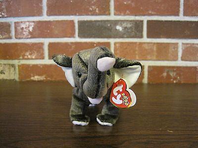 2000 Ty Beanie Baby Trumpet Elephant Date Of Birth