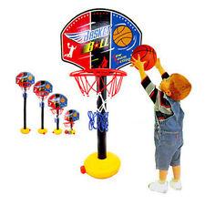 Mini Basketball Hoop Set Door/Wall Indoor Outdoor for Kids Backboard w/ Ball NEW