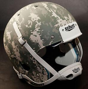 Schutt AiR XP Football Helmet ADULT LARGE HYDROFX//HYDROGRAPHIC DIGITAL CAMO