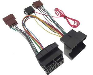 Pappagallo-Thb-Adattatore-Audi-Seat-Skoda-Vw-Bluetooth-Quadlock-Cavo-Spina-Iso