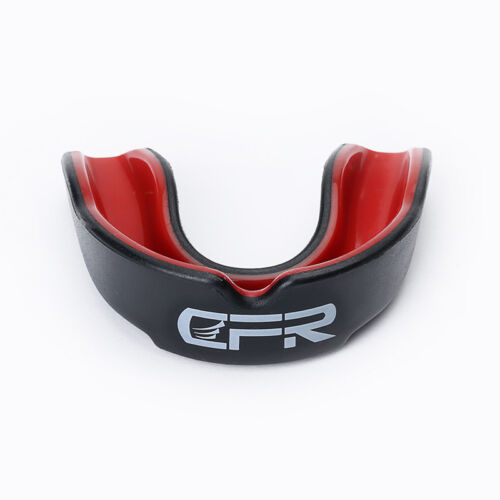 Sports Gel Gum Shield Mouth Guard Kids Junior MMA Boxing Rugby Teeth Protector
